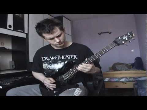 "Neil Zaza ""Untitled 2012"" guitar cover"