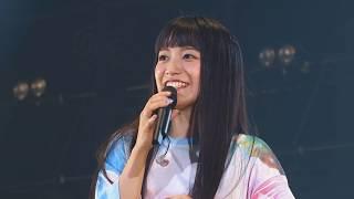 miwa「サヨナラfeat.MC.waka」at横浜アリーナ