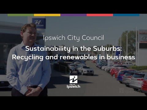 Recycling and Renewables in Business