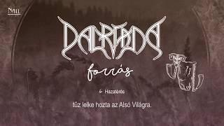 Dalriada - Hazatérés / akusztikus (Hivatalos szöveges video / Official lyrics video)