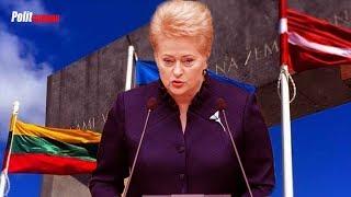 Выпустили газы Битва с «Газпромом» Рассорила Литву и Латвию