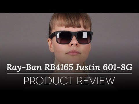 Ray-Ban RB4165 Justin 601/8G Sunglasses Review