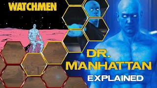 Watchmen Episode 8 Doctor Manhattan Explained and Theories
