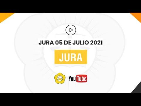JURA 05 de Julio 2021