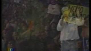Llovia Y Llovia(en concierto) - Leonardo Favio  (Video)