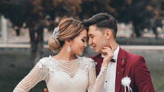 Аваз Айдана красивые видео из свадьбы