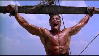 Jean Claude Van Damme in Cyborg (1989.)