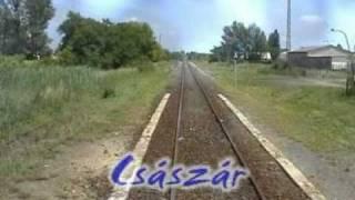 preview picture of video 'The Line Veszprémvarsány - Tatabánya (Nr. 13.)'