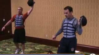 Hyperwear® MMM #39 - Hyper Weight Vest & SandBell®/Sandbag Workout #1 with Jim Liston