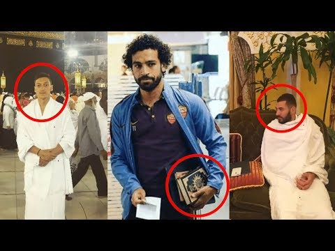 Best Muslim Football Players  Lifestyle 2018 (Mohamed Salah, Karim Benzema, Mesut Özil )