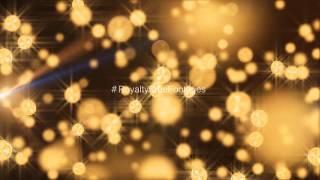 Golden Particles Motion Background Video | golden particles after effects | Golden particles overlay 1,633 viewsDec