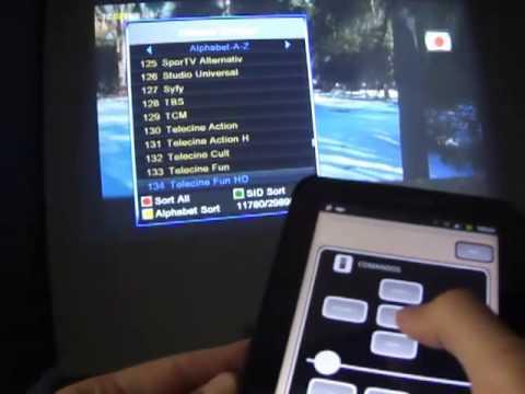 Video of House on-line Automação