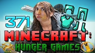 Minecraft: Hunger Games w/Mitch! Game 371 - DIAMONDS FOR DAYS!