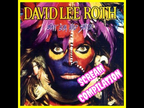 DAVID LEE ROTH/ MICHAEL STARR(STEEL PANTHER ) WHISTLE
