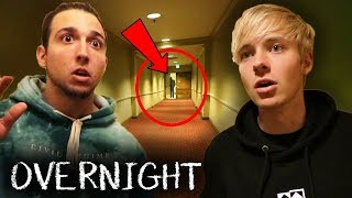 Our Unbelievable Ghost Experience | The Haunted Biltmore Hotel