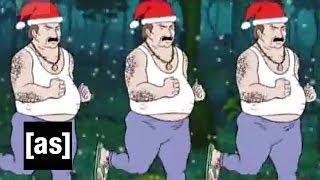 I'll Be Home This Christmas | Aqua Teen Hunger | Adult Swim
