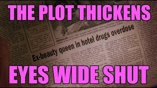 The Plot Thickens EYES WIDE SHUT's Mysterious Newspaper Articles By Larry Celona