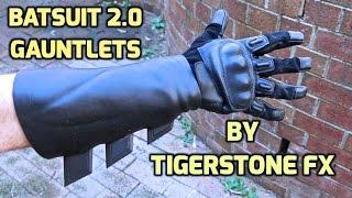 Batsuit 2.0 Update: Gauntlets by Tiger Stone FX