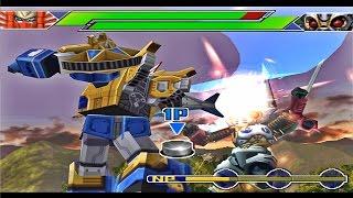 Ninpuu Sentai Hurricaneger Walkthrough # 2