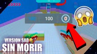 100 TRAPS SIN MORIR! | 100 - 0 | VERSION SAD | БЛОК СТРАЙК / BLOCK STRIKE