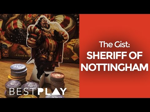 Sheriff of Nottingham in 60 seconds