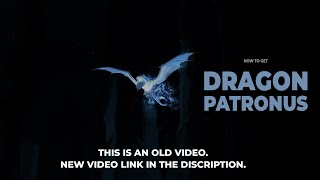 How to get Dragon Patronus on WizardingWorld(Pottermore) | Old Video | New Video Link in Description
