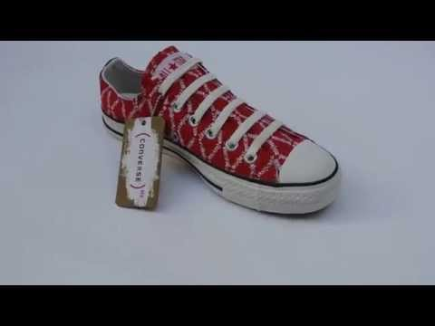 Converse Schuhe Chuck Taylor All Star Chucks 102453 Rot RED EDITION OX