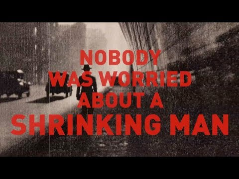 Ry Cooder - Shrinking Man (Lyric Video)