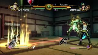 JoJo's: All-Star Battle [NA] Ranked Matches #6 - HD