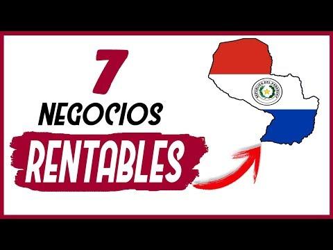 , title : '💡 7 Ideas de Negocios Más RENTABLES en PARAGUAY 2019'