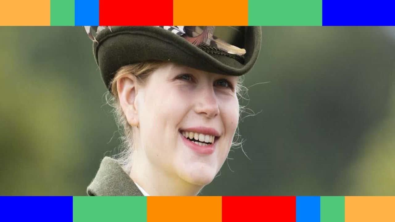 Lady Louise Windsor face à un choix cornélien, elle se tourne vers Elizabeth II
