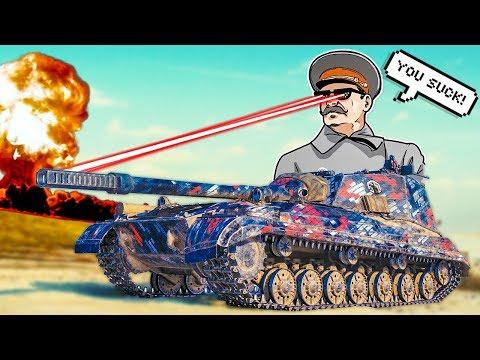 This Tank Literally DICTATES Battles! ► World of Tanks Object 268 Version 4 Gameplay