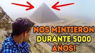 El misterio de la Gran Pirámide por fin ha sido resuelto