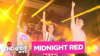 Midnight Red - 'Take Me Home' | DigiFest NYC Presented by Coca-Cola