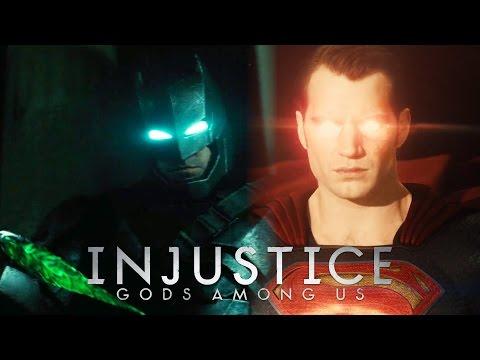 Injustice Gods Among Us Epic Fan Trailer