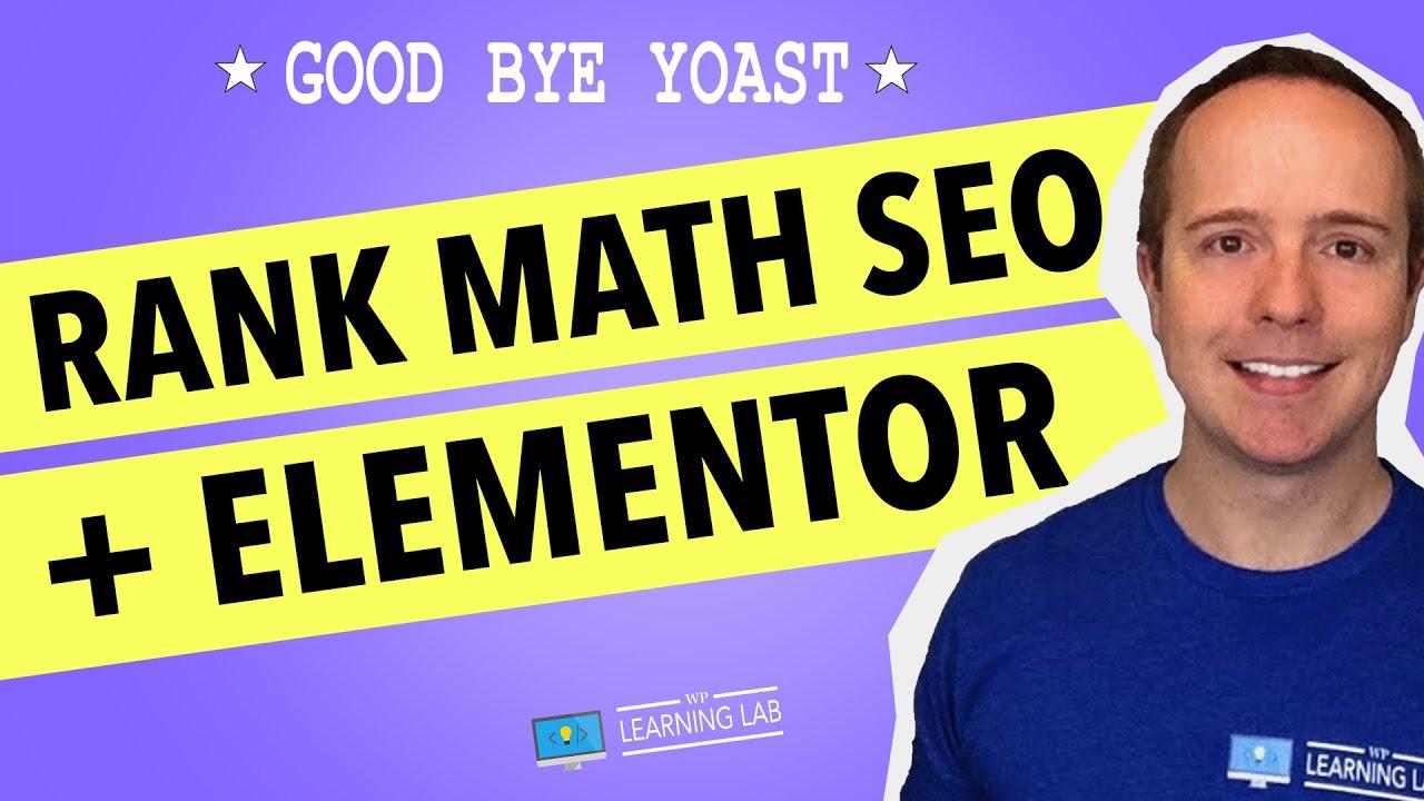 Elementor SEO Headaches FIXED By Rank Math