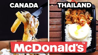 Eating McDonald's Around The World