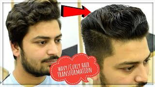 Best Mens Hairstyle For Wavy/Curly Hair | Haircut Hairstyle Trend 2018 | TheRealMenShow★ #15