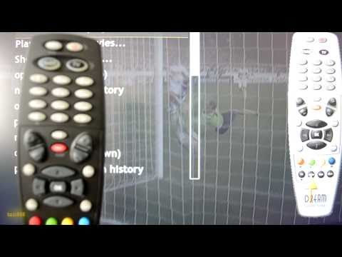 DM800 HD  - Help From Remote Control