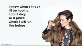 "Jess Mills ‒ ""End Credits"" Lyrics (Chase & Status feat. Plan B Cover)"