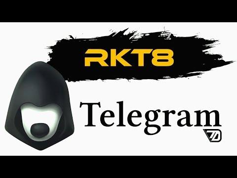 Как пройти верификацию в Telegram Passport на RKT8