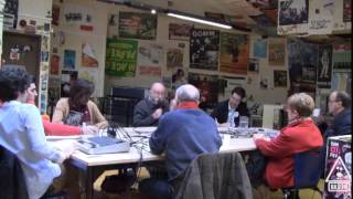 preview picture of video 'Débat - Élections départementales 2015 - Radio Campus Orléans'