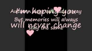Never Change By:Chase Coy {{Lyrics}}