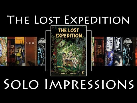The Lost Expedition - Solo Impressions