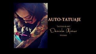 Mi experiencia de autotatuaje- Self-Tattoo experience.