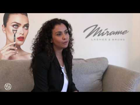 Interview 3 Claudia Romero (CEO Mírame Lashes & Brows) for M2 Beaute