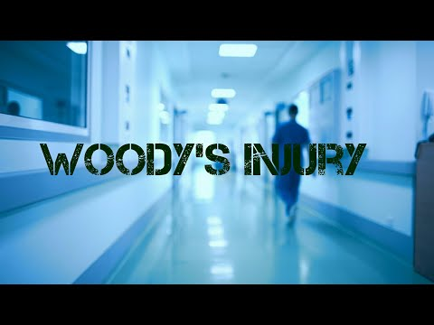 Woody's injured