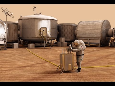 Mars Exploration Zones concept video