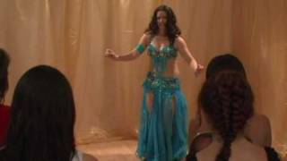 AZIZA: BELLY DANCE