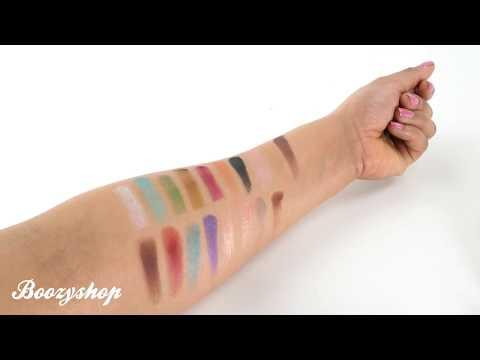 Rude Cosmetics Rude Cosmetics Blackjack Eyeshadow Palette Bad Girl